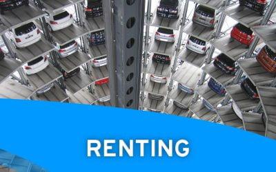renting gps